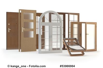 Bild: Fenster Türen