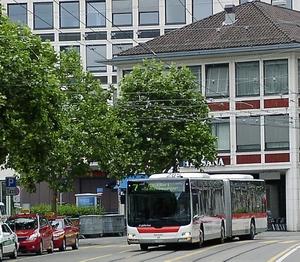 Verkehrsmittel In der Schweiz