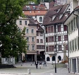 Foto: Gallusplatz